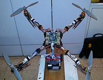 Quadol (Quad-Rotor) Project