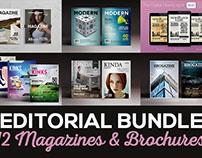 Editorial Bundle - Magazines & Brochures