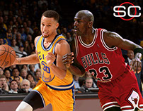 Sportscenter NBA Golden State x Chicago