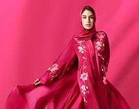 Panasonic Abaya Wash -Launch Campaign