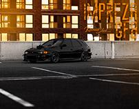 Subaru Impreza GF 8