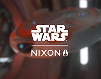 BB8 Nixon x Starwars