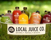 Brand Design for Juice Company