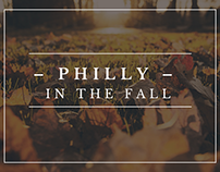 Philly In The Fall