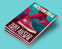 Mistoriosa - Cover Illustration