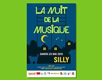 La Nuit de la Musique Silly 2015