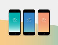 YUNBIKECO 雲擺客 專案製作 UI / UX / Branding