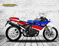 HONDA CMX 500 RR