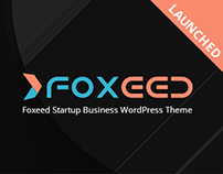 Foxeed Startup Business WordPress Theme
