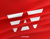 hc automobilist - logo concept