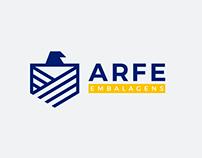 Rebranding ARFE Embalagens