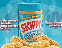 Skippy Peanut Butter AD