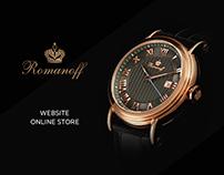 ROMANOFF - monobrand watch store