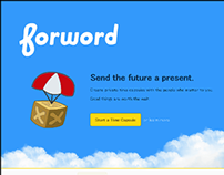 Forword - Send the Future a Present