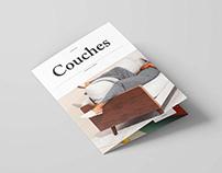 Bifold Furniture Catalogue Template