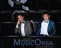 MusicOrba - Piano a 4 Mãos