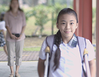 """Confidence to Carry On"" - TVC for POSB"