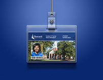 Bennett College - Student ID Card Design