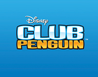Disney Interactive Campaigns - Club Penguin