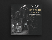 Darrell Scott • Live At Station Inn