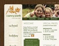 Carey Park Website