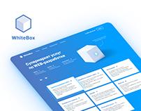 WhiteBox   WEB-development supermarket