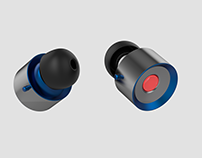dyson wireless earphone