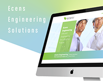 Ecens Engineering Website