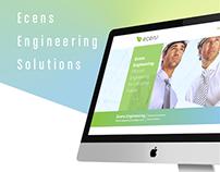 Ecens Engineering Website