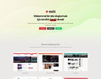 Geoit Wordpress Teması