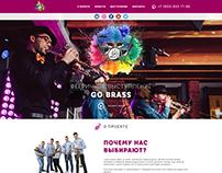 GO BRASS music band