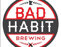 Bad Habit Brewing Company – Logo