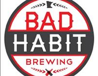 Bad Habit Brewing Company – Logo