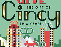 2015 BuyCincy Holiday Materials