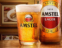 Amstel Beer // New Vegas