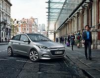 Hyundai i20 London CG