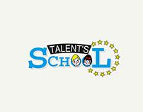 talent's school - web site