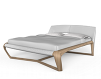 Shell bed
