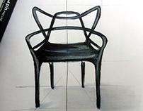 Быстрые наброски мебели, Sketching or furniture
