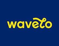 WAVELO | visual identity