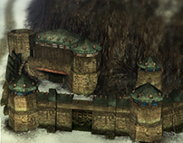 Guild Wars 2 - Divinity Ascalon Buildings