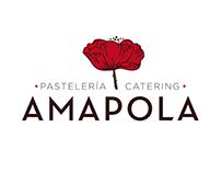 AMAPOLA // pastelería y catering