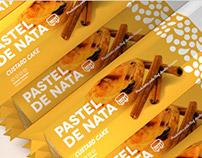 Embalagem Pastel de Nata - Mercearia do Potuguês