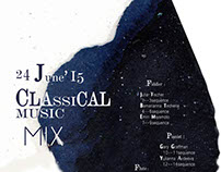 classical music CD design