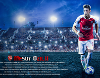 Mesut Ozil Wallpaper