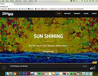 The Driftaways Website