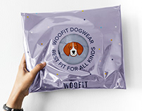 WOOFIT dog wear brand