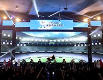 FIFA ONLINE 3 ASIAN CUP Emblem Design