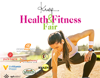 KRISP Fresh Living - Health & Fitness Fair