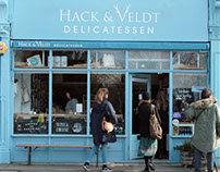 Hack & Veldt design development